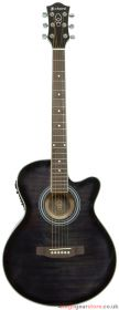 Chord CMJ4CE-BK CMJ4CE Electro-Acoustic Black - 174.416UK