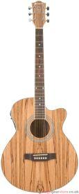 Chord - N4Z Native Zebrano electro-acoustic guitar- 175.091UK