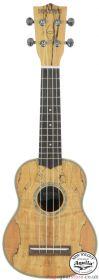 Chord SPALTED SOPRANO Native Soprano Ukulele Spalted Maple - 175.304UK