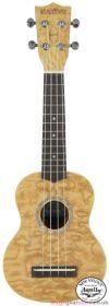 Chord CURLY ASH SOPRANO Native Soprano Ukulele Curly Ash - 175.307UK