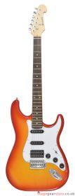 Chord - CAL64 Guitar Cherryburst- 175.531UK