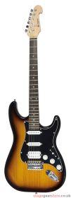 Chord - CAL64 Guitar Tobacco Sunburst- 175.533UK