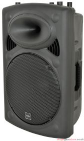 Qtx QR15K QR15K active moulded speaker cabinet - 400Wmax - 178.316UK
