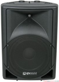 Qtx QS12A QS12A Active ABS Speaker 12in - 178.565UK