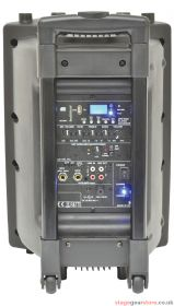 QTX QR10PA Portable PA 10 Power Supply