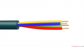 Kelsey SPL 154 - 4 Core 1.5mm/Sq Loudspeaker Cable PER METRE - Discontinued
