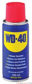 WD40 lubricant, Multi Use 100ml - 701.301UK