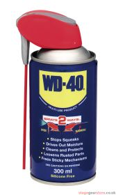WD40, 300ml, Multi-Use Product Original with Smart Straw