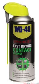 WD40 Contact Cleaner 400ml - 701.321UK
