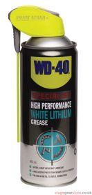 WD40 White Lithium Grease 400ml - 701.329UK