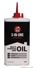 3Inone 3-IN-ONE Drip Oil 200ml - 701.345UK