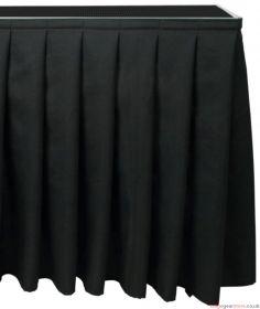 Citronic SPS80205 Stage Skirt 80 x 205cm - 853.968UK