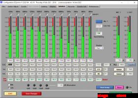 MRC Audio, EQ Limit SCL, Control & Setup Software