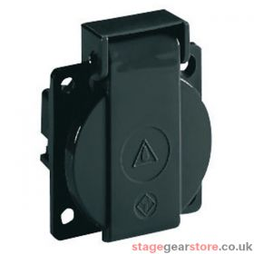 ABL Chassic 230V Connector Black with Cover