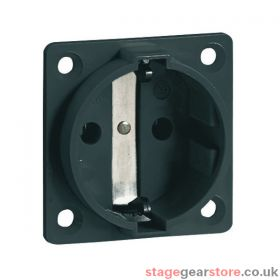 ABL Chassis 230V Connector Black without cover