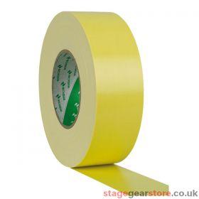 Nichiban Gaffa Tape 50mm 50m Yellow Nichiban