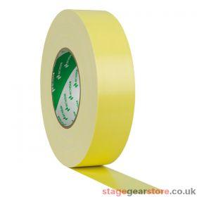 Nichiban Gaffa Tape 38mm 50m Yellow Nichiban
