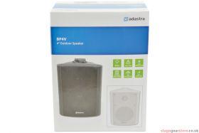"""Adastra BP4V-W BP4V-W 100V 4"""" background speaker white - 952.812UK"""