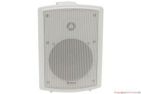 Adastra FSV-W FSV-W High performance foreground speaker, 100V line, 8 Ohm, 65W rms, white - 952.961UK