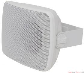 Adastra FC4V-W FC4V-W compact 100V background speaker 3.5in, white - 952.962UK
