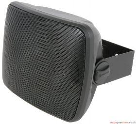Adastra FC4V-B FC4V-B compact 100V background speaker 3.5in, black - 952.964UK