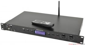 Adastra - AS-4 Audio Source with DAB, FM, USB, Aux & Bluetooth- 952.984UK