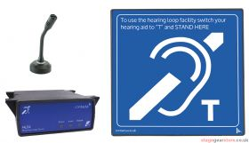 Contacta IL-K300-25-00 Over Counter Loop System - 954.017UK