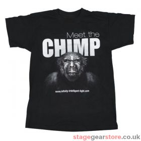 Infinity T-shirt Chimp M  front