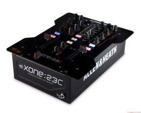 Allen & Heath XONE 23C, DJ Mixer with integral Sound card