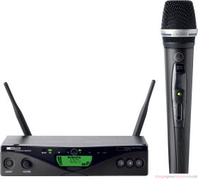 AKG WMS470 C5 Vocal Set 9U Wireless Microphone