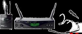 AKG WMS470 Presenter Set - Band D Wireless Microphone