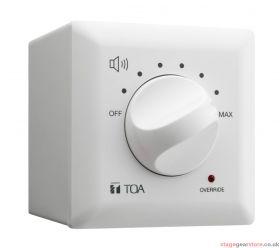 TOA AT-4200B Q-EB Attenuator AT-4000 Series 200W with Box