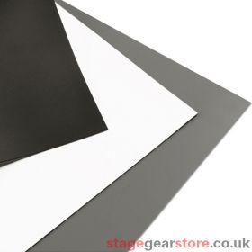 Rosco 30008720, Dance Floor, Black and Grey - per LINEAR METRE
