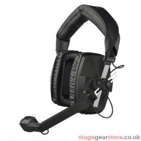 beyerdynamic DT 109.28 Headset, 400 Ohm, Black