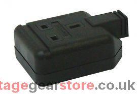 Permaplug - ELS13B - 13A Line Socket - Each