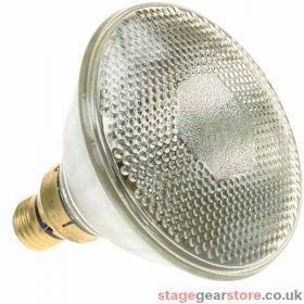 Branded Theatre Lamp - PAR 38 - 80w ES Fitting CLEAR