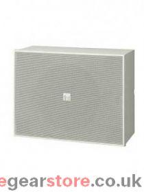 TOA BS-678BSW 6W, Wooden Cabinet Speaker, White, BS5839-8/EN54-25