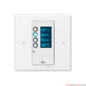 BSS EC-4B, White, Ethernet Controller with 4 Buttons
