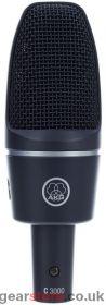 AKG C3000 - Microphone