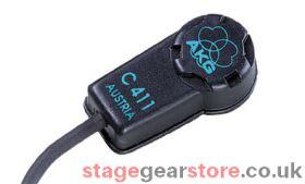 AKG C411PP - Vibration pick up