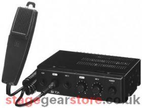 TOA CA-160 Mobile Amplifier, 60 watt