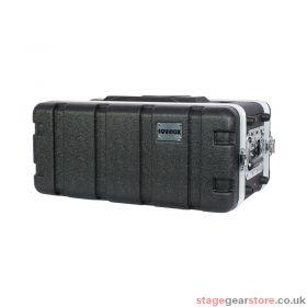 Protex 4U Short ABS Rack Case