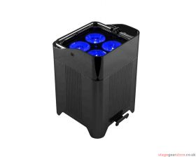 Chauvet Professional WELL Fit 6-pack (black) in charging case