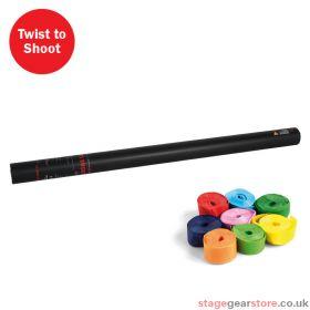 The Confetti Maker Handheld Streamer Cannon 80cm Multicoloured