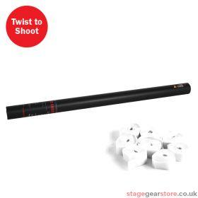 The Confetti Maker Handheld Streamer Cannon 80cm White