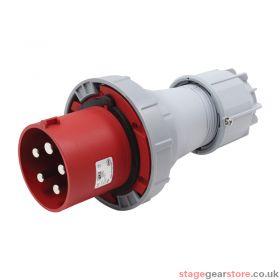 PCE 125A Line Plug, 5 pin, 415v