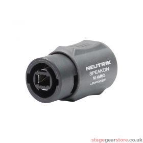 Neutrik SpeakON Coupler NL4MMX