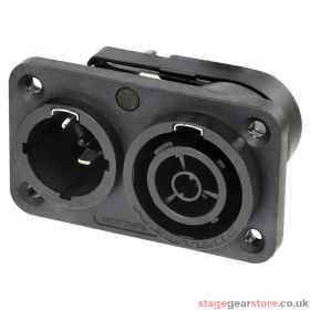 Neutrik PowerCON TRUE1 Chassis Connector NAC3PX-TOP