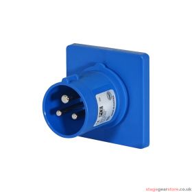 PCE 16A 230V 2P+E Panel Inlet for IMST/ISCHL (613-6F7BVX)