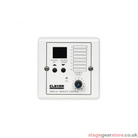 Clever Acoustics ZM 8 CW Wall Plate